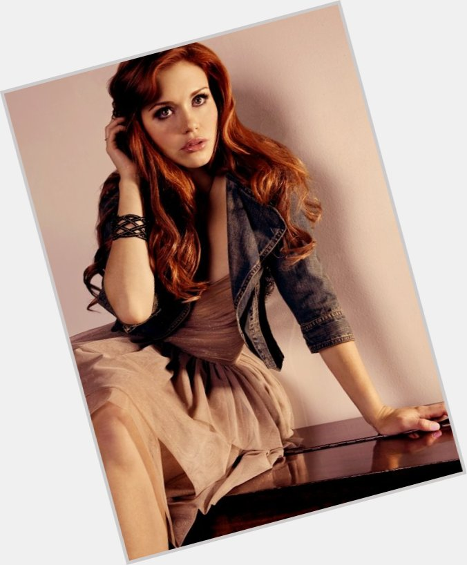 Holland Roden birthday 2015