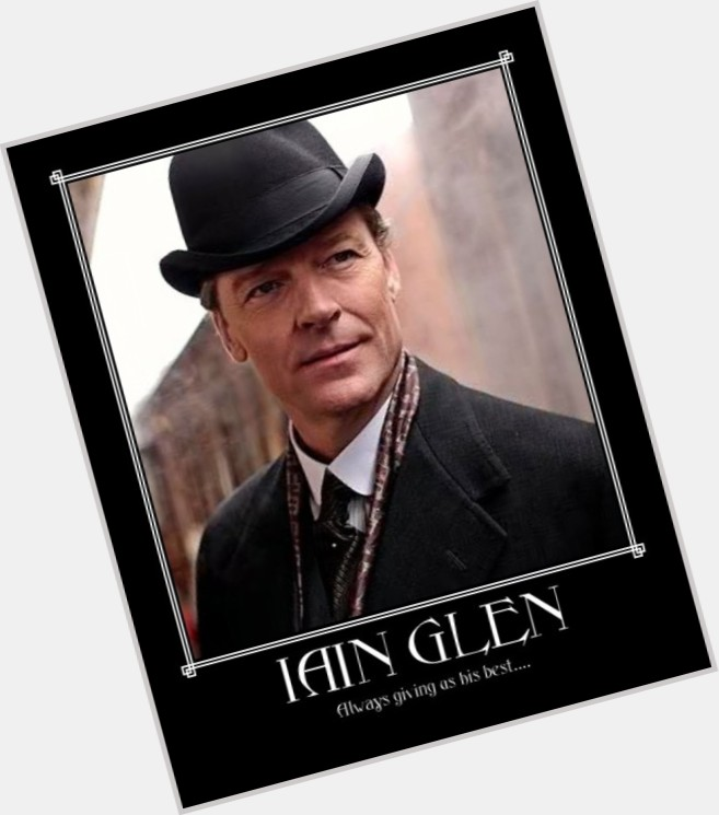Iain Glen birthday 2015
