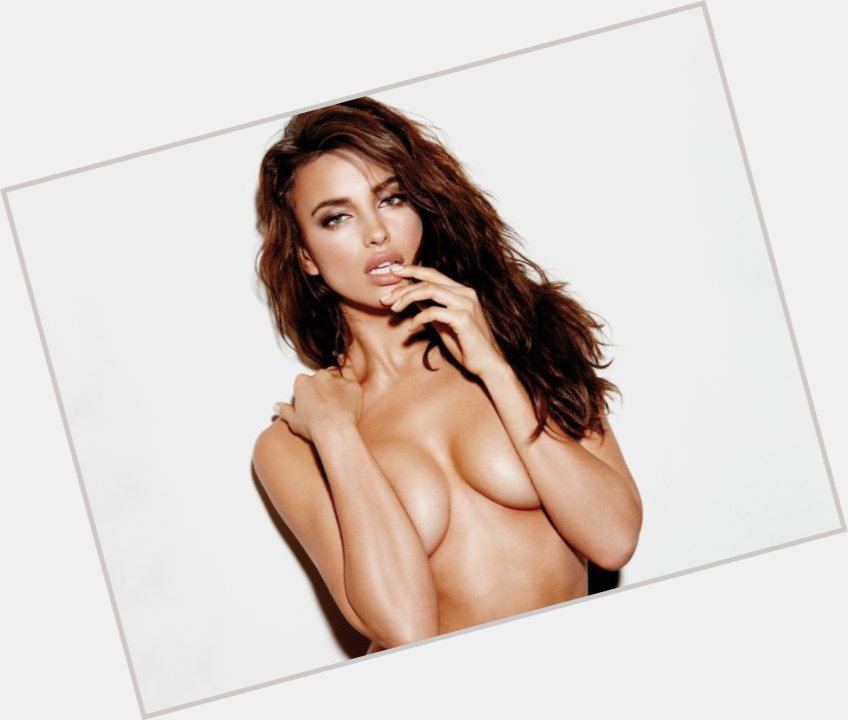 Irina Shayk birthday 2015