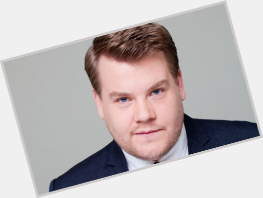 James Corden birthday 2015
