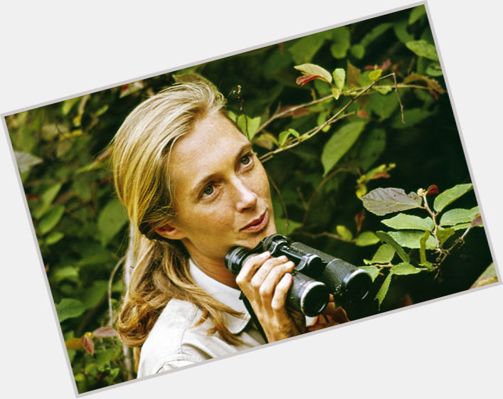 Jane Goodall birthday 2015