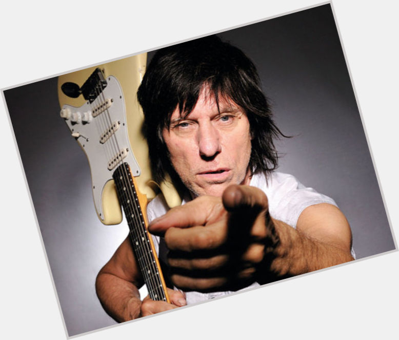 Jeff Beck birthday 2015