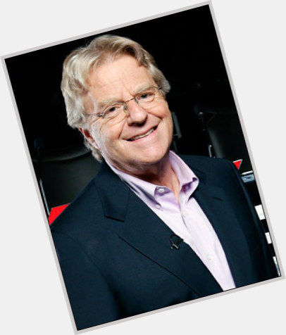 Jerry Springer birthday 2015