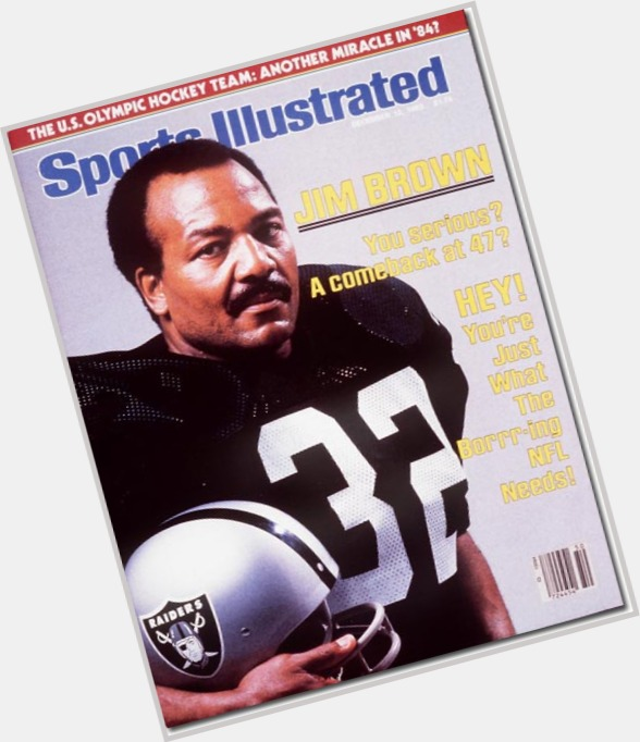 Jim Brown birthday 2015