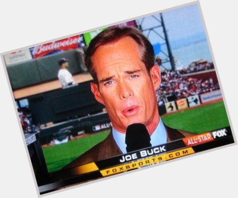Joe Buck birthday 2015