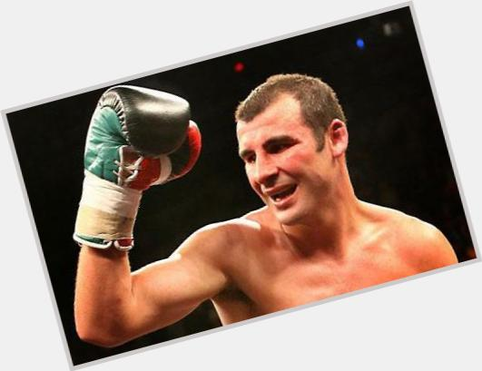 Joe Calzaghe birthday 2015