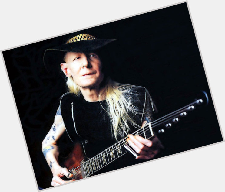 Johnny Winter birthday 2015