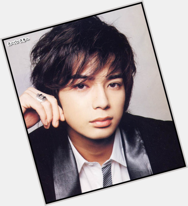 Jun Matsumoto birthday 2015