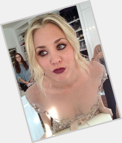 Kaley Cuoco birthday 2015