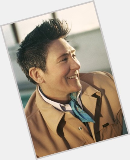 K D Lang birthday 2015