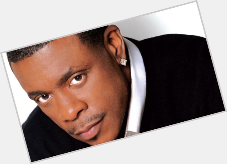 Keith Sweat birthday 2015