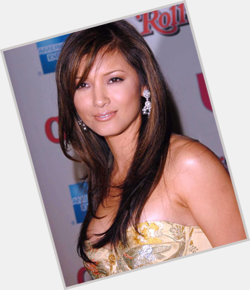 Kelly Hu birthday 2015