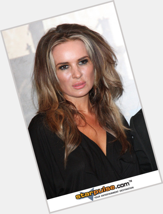 Kierston Wareing birthday 2015