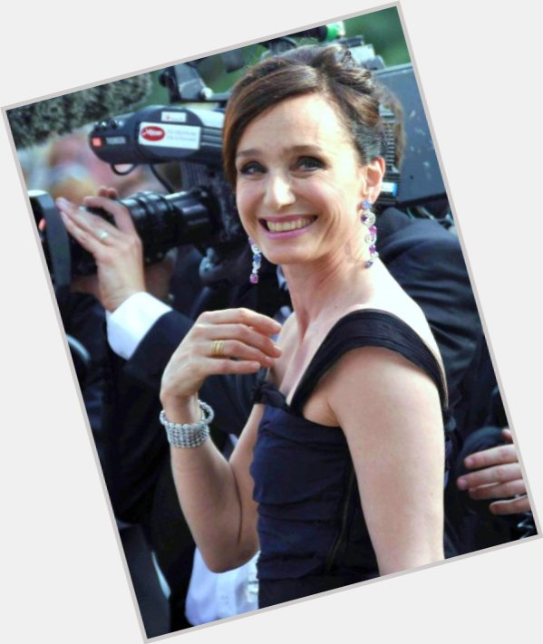 Kristin Scott Thomas birthday 2015
