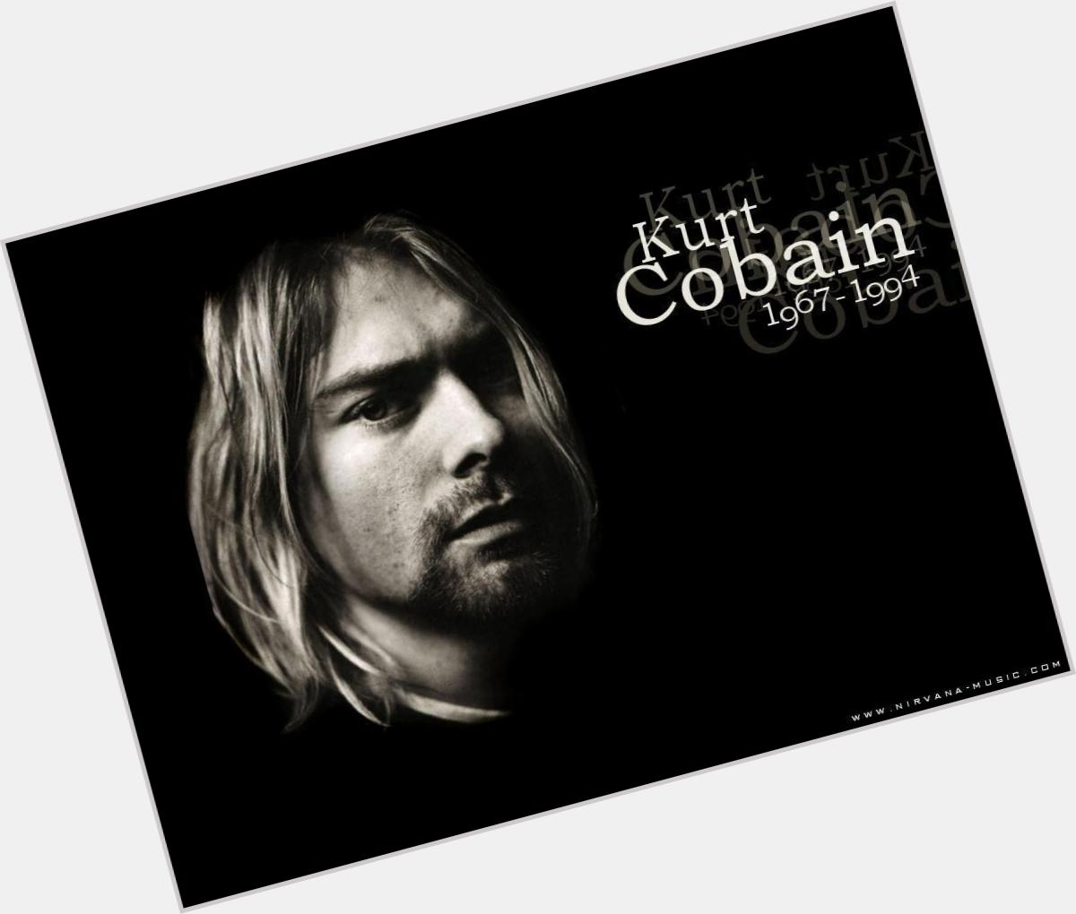 Kurt Cobain birthday 2015