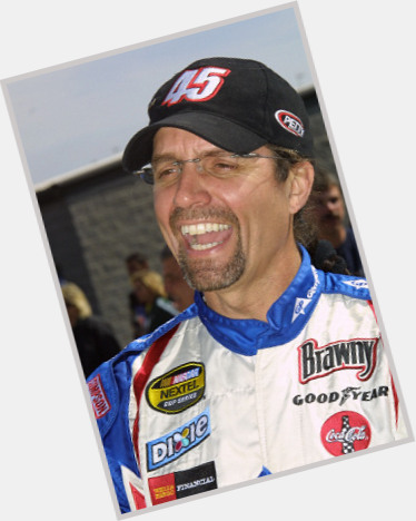 Kyle Petty birthday 2015