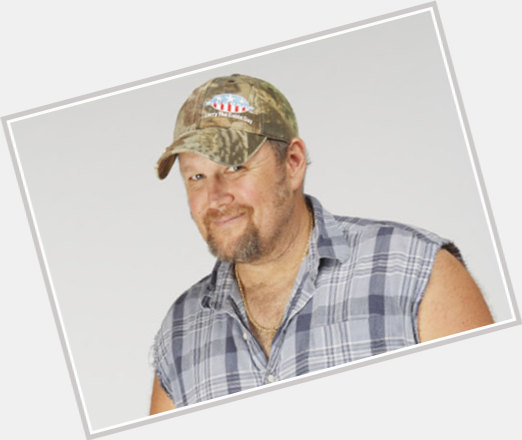 Larry The Cable Guy birthday 2015