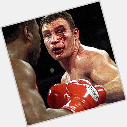 Lennox Lewis birthday 2015