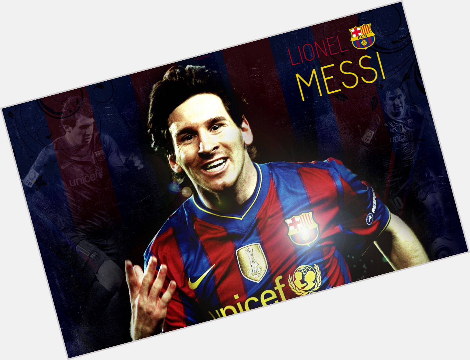 Lionel Messi birthday 2015
