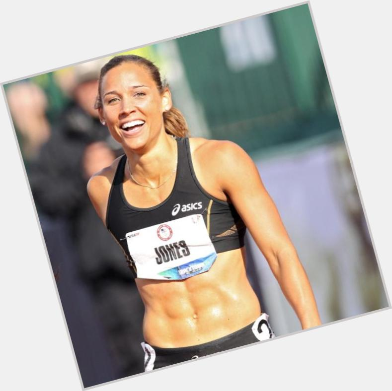 Lolo Jones birthday 2015