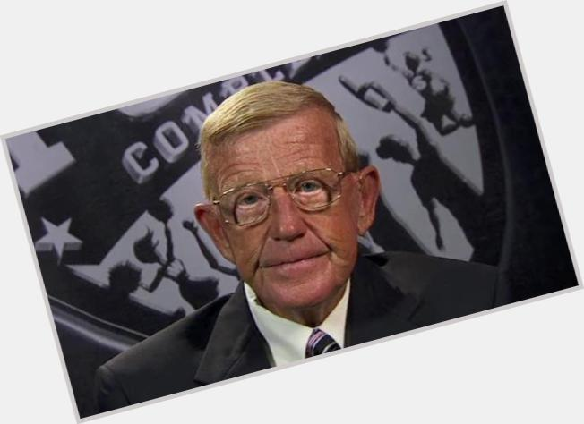 Lou Holtz birthday 2015