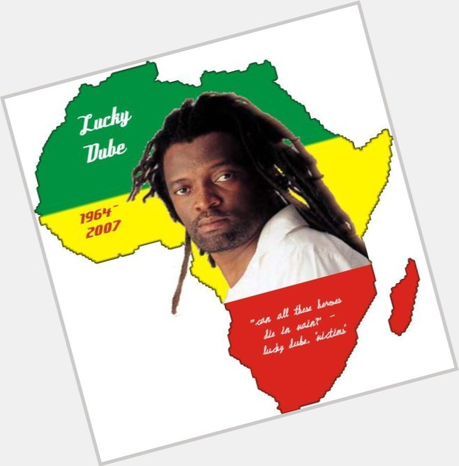 Lucky Dube birthday 2015