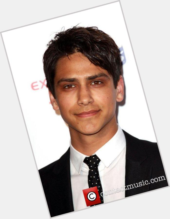 Luke Pasqualino birthday 2015