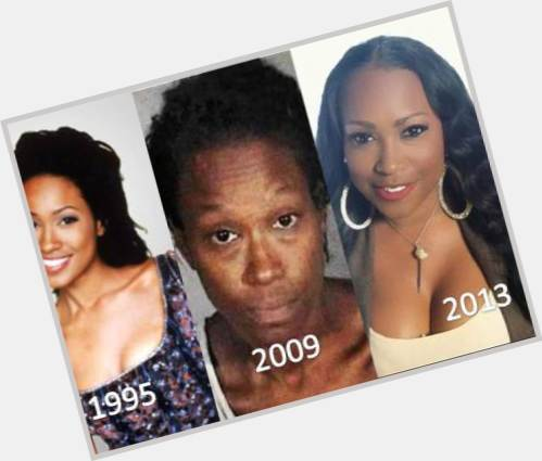 Maia Campbell birthday 2015