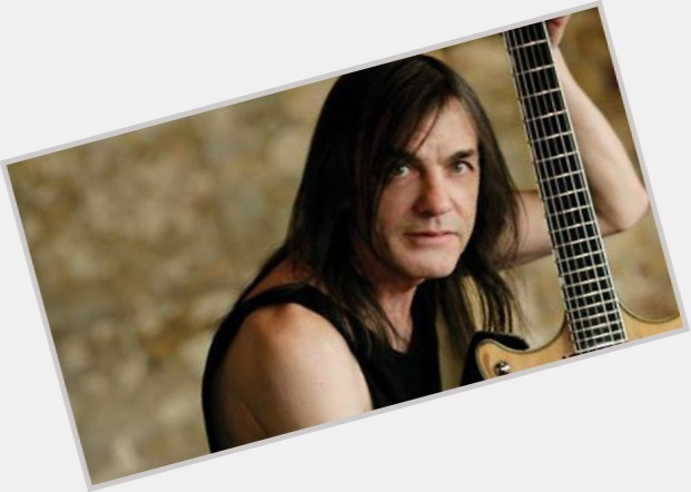Malcolm Young birthday 2015