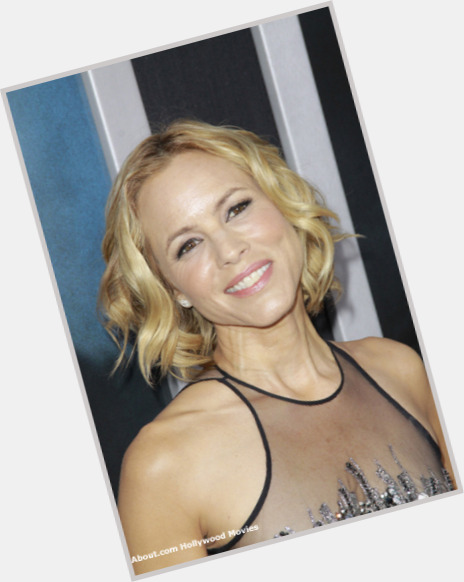Maria Bello birthday 2015