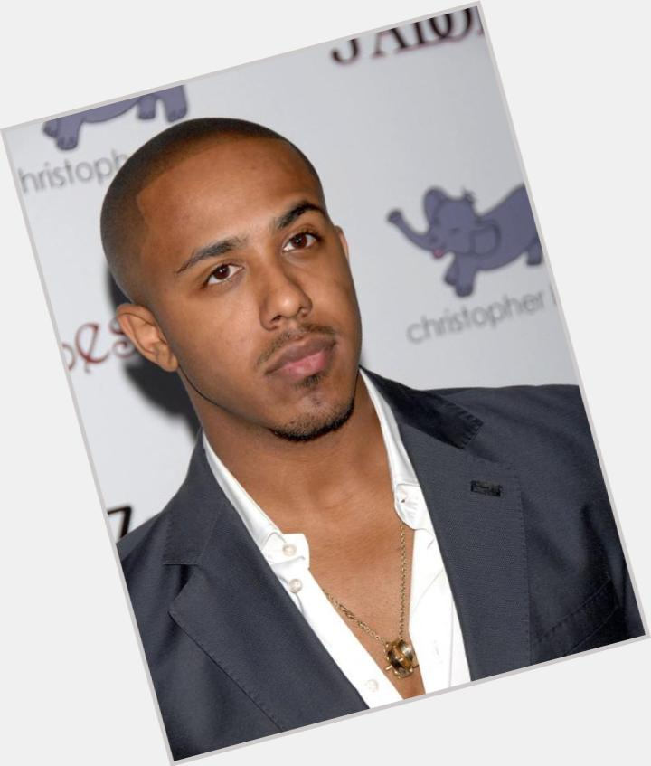 Marques Houston birthday 2015