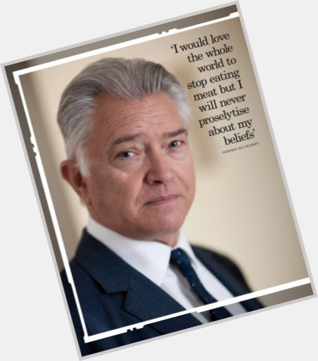 Martin Shaw birthday 2015