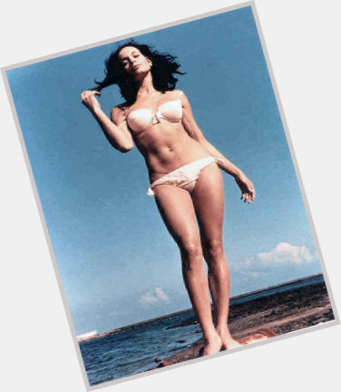 Martine Beswick birthday 2015