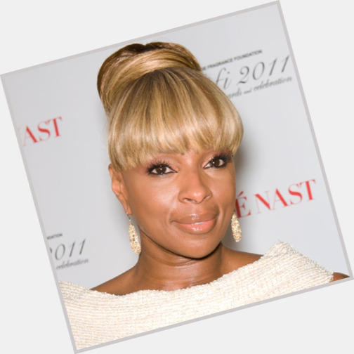Mary J Blige birthday 2015