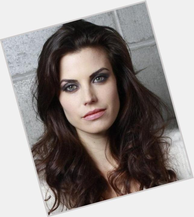 Meghan Ory birthday 2015