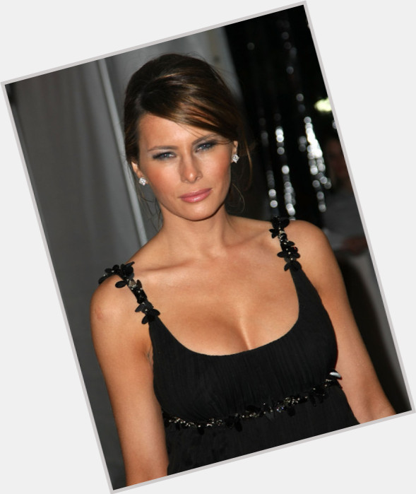 melania trump birthday - 589×699
