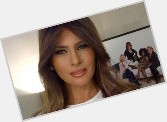 Melania Trump birthday 2015