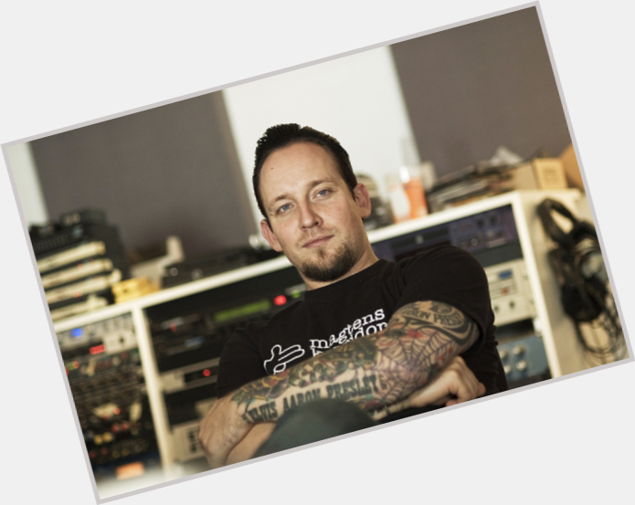 Tattoos poulsen volbeat michael Who Is