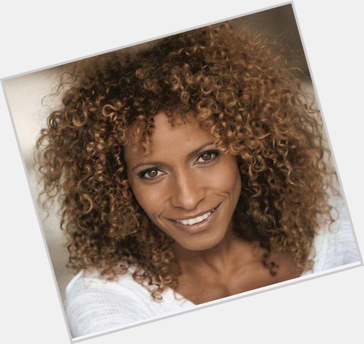 Michelle Hurd birthday 2015
