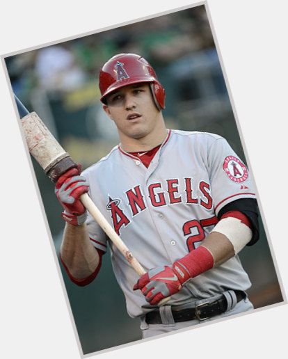 Mike Trout birthday 2015