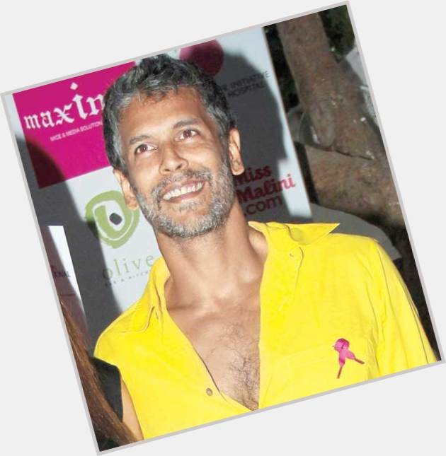 Milind Soman birthday 2015