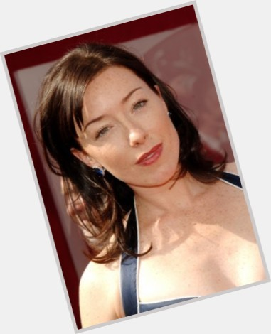 Molly Parker birthday 2015