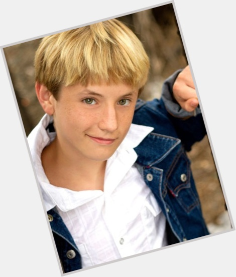 Nathan Gamble birthday 2015
