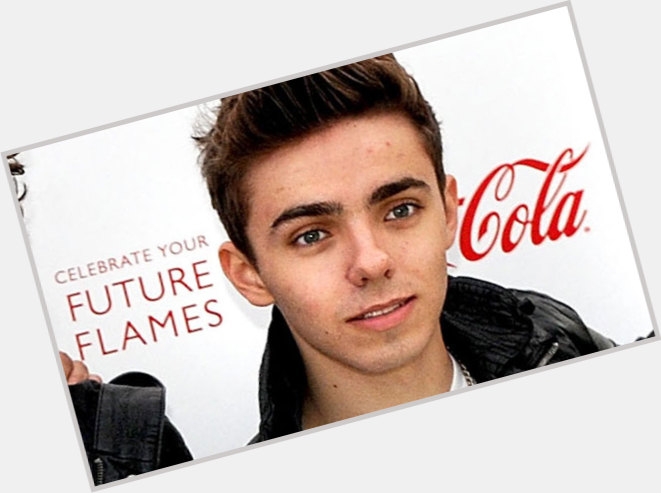 Nathan Sykes birthday 2015
