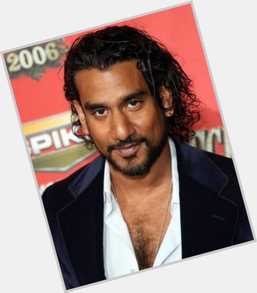 Naveen Andrews birthday 2015