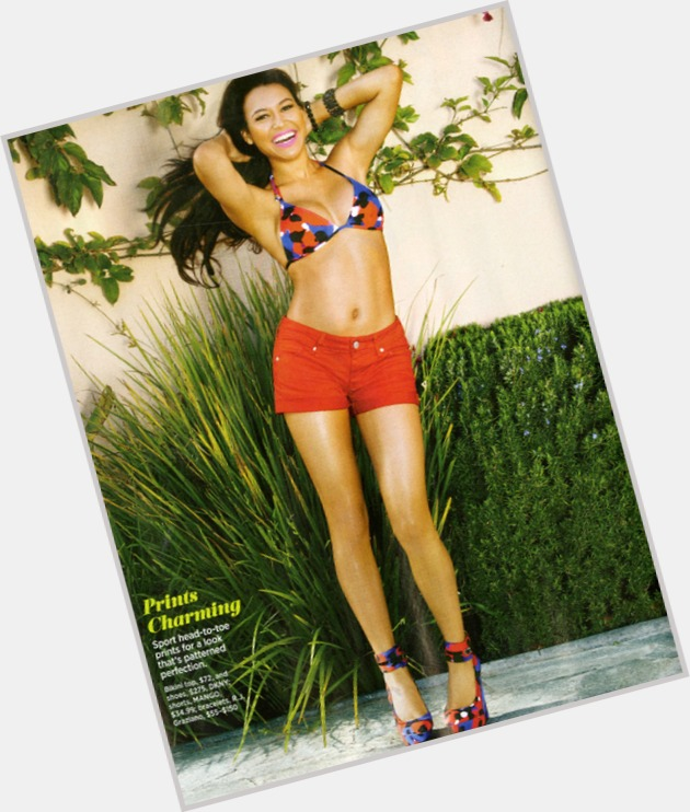 naya rivera heather morris 9