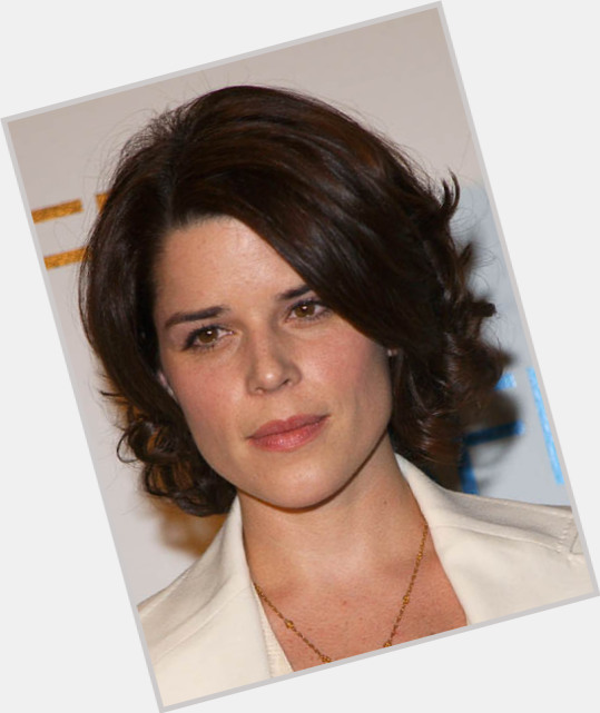 Neve Campbell birthday 2015