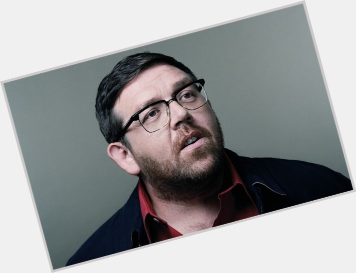 Nick Frost birthday 2015