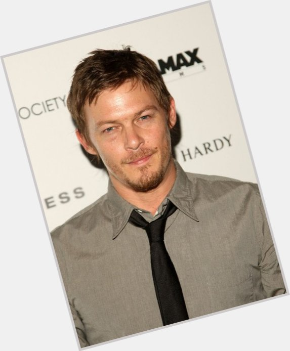 Norman Reedus birthday 2015