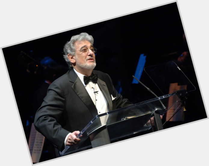 Placido Domingo birthday 2015